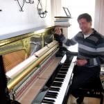 Pianon viritys
