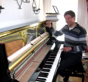 Pianon viritys ja huolto