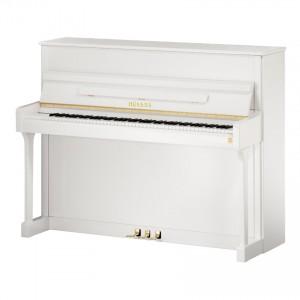Hellas Finlandia piano valkoinen