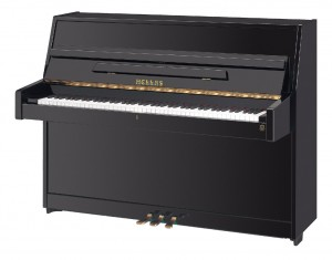 Hellas Tapiola piano musta
