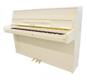 Hellas Tapiola piano valkoinen