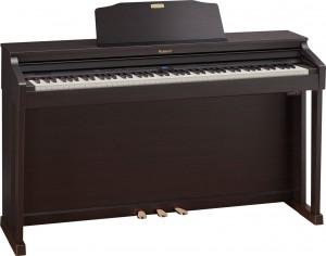 Roland HP-504 digitaalipiano Ruusupuu