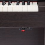 Roland HP-504 digitaalipiano Ruusupuu - USB-tikku