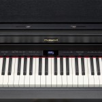 Roland HP-506 digitaalipiano musta