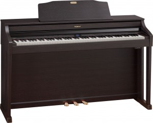 Roland HP-506 digitaalipiano ruusupuu