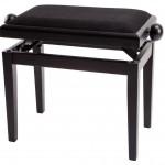 GEWA Pianopenkki Deluxe Musta, matta Musta päällys